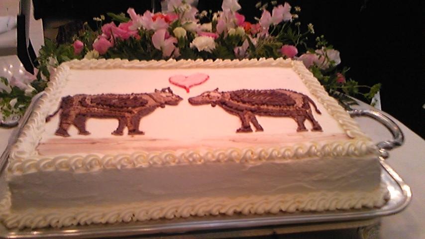 しんばちゃんケーキ2